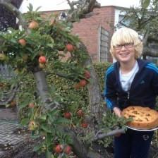 Jonagold ook een prima appel om mee bakken